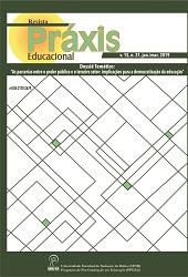 Visualizar v. 15 n. 31 (2019): jan./mar. Dossiê Temático: As parcerias entre o poder público e o terceiro setor: implicações para a democratização da educação