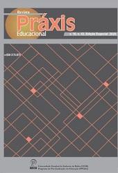 Visualizar v. 16 n. 43 (2020): Edição Especial (dez): FORMAÇÃO INICIAL DE PROFESSORES EM CONTEXTOS ESCOLARES