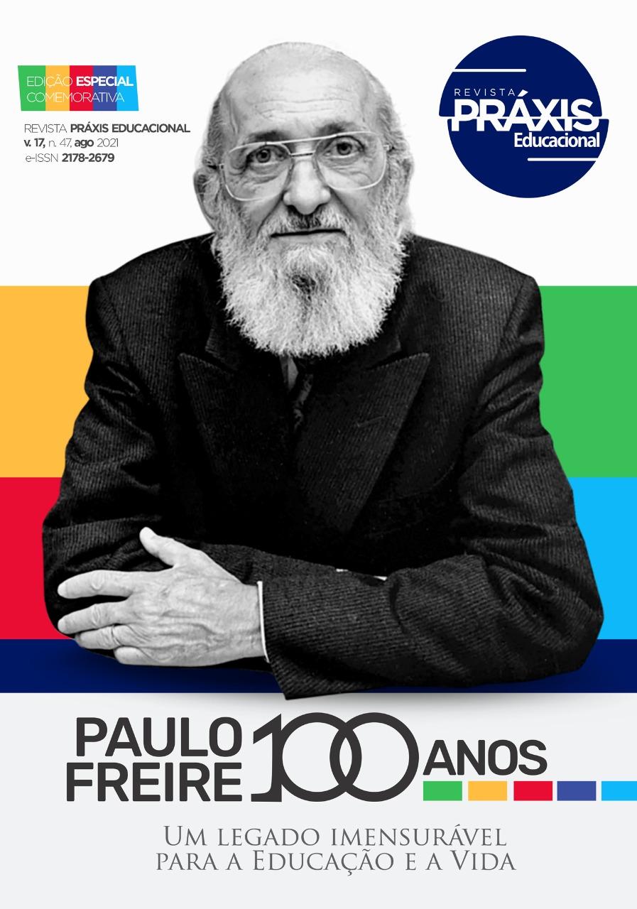 Visualizar v. 17 n. 47 (2021): Edição Especial Comemorativa: Paulo Freire 100 anos.