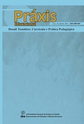 Visualizar v. 8 n. 13 (2012): Currículo e Prática Pedagógica