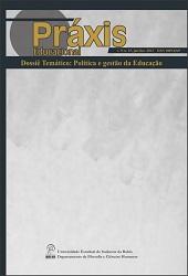 Visualizar v. 9 n. 15 (2013): Política e Gestão da Educação