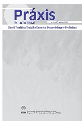 Visualizar v. 10 n. 17 (2014): Trabalho Docente e Desenvolvimento Profissional
