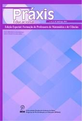 Visualizar v. 11 n. 19 (2015): Formação de Professores de Matemática e de Ciências