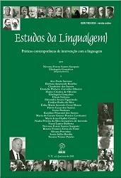 Visualizar v. 17 n. 1 (2019): Estudos da Língua(gem) - ISSN: 1982-0534