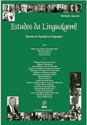 Visualizar v. 17 n. 2 (2019): Estudos da Língua(gem) - ISSN: 1982-0534