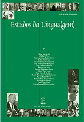 Visualizar v. 17 n. 3 (2019): Estudos da Língua(gem) - ISSN: 1982-0534