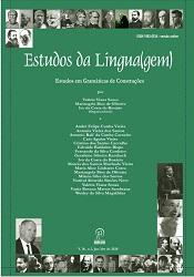 Visualizar v. 18 n. 1 (2020): Estudos da Língua(gem) - ISSN: 1982-0534