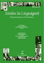 Visualizar v. 5 n. 1 (2007): Estudos da Língua(gem) - ISSN: 1982-0534