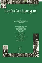 Visualizar v. 12 n. 1 (2014): Estudos da Língua(gem) - ISSN: 1982-0534