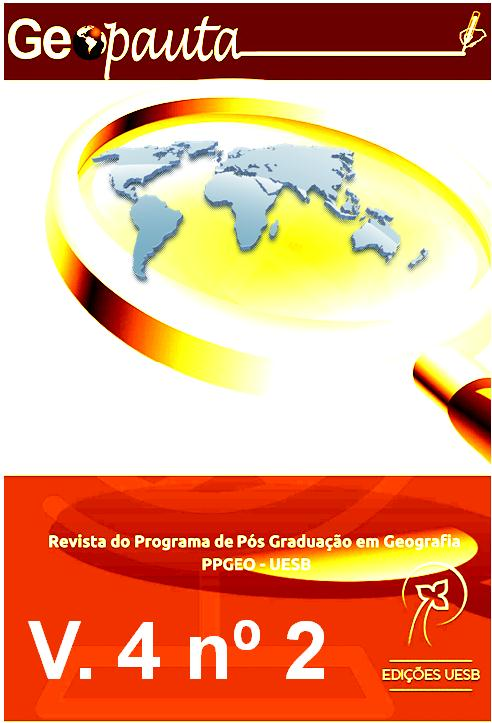 Visualizar v. 4 n. 2 (2020): Geopauta