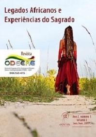 Visualizar v. 2 n. 3 (2017): Legados Africanos e Experiências do Sagrado