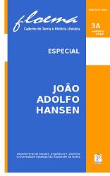 Visualizar n. 2A (2006): Especial: João Adolfo Hansen