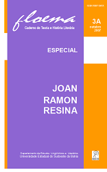 Visualizar n. 3A (2007): Especial: Joan Ramon Resina