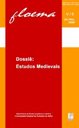 Visualizar n. 5 (2009): Dossiê: Estudos Medievais