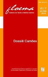 Visualizar n. 7 (2010): Dossiê Camões
