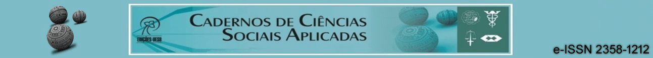 Revista de Ciências Sociais Aplicadas