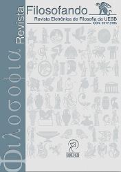 Visualizar v. 3 n. 2 (2015): VOL. 3, NO 2 (2015): REVISTA FILOSOFANDO