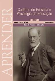 Visualizar n. 17 (10): N°17, jan./jun. 2017: Dossiê: Freud e a Educação