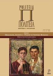 magem da capa: Paquius Proculus e sua esposa, afresco, Pompeia